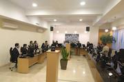نخستین نشست شهرام گیلآبادی مدیرعامل خانه تئاتر با مدیران سامانههای فروش بلیت تئاتر