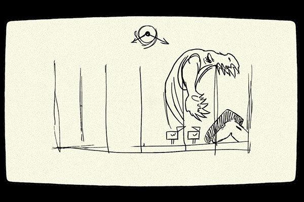 انیمیشن کوتاه «بالزی: داستان یک انقلاب»