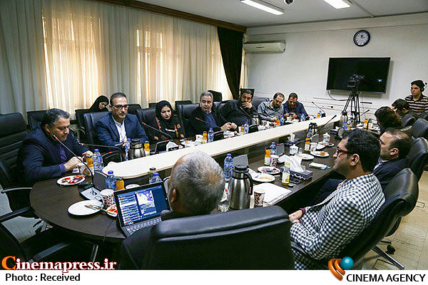 جلسه شورای سیاستگذاری «کودک آنلاین»