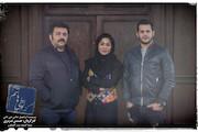 سیاوش خیرابی، زهرا جهرمی و شهرام عبدلی - نمایش «گذر لوطی هاشم»