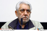 کامران ملکی در نشست رسانهای دوازدهمین جشن منتقدان و نویسندگان سینمایی ایران