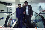بازدید سرپرست سازمان سینمایی از دوازدهمین جشنواره سینماحقیقت
