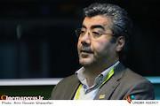 محمدمهدی طباطبایی نژاد در بازدید سرپرست سازمان سینمایی از دوازدهمین جشنواره سینماحقیقت