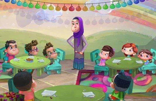 انیمیشن تلویزیونی«حسنا کوچولو ۲»