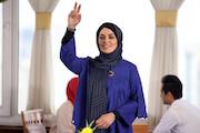 سارا خوئینیها - سریال «آچمز»