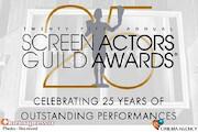 بیست و پنجمین دوره جوایز انجمن بازیگران (SAG)
