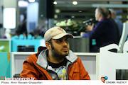 محمدحسین مهدویان در دوازدهمین جشنواره بینالمللی سینما حقیقت