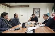 نشست شورای سیاست گذاری جشنواره فیلم کوتاه «موج»