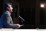 محمدمهدی طباطبایی نژاد در اختتامیه دوازدهمین جشنواره بینالمللی سینما حقیقت