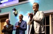 آیین نکوداشت مصطفی رحماندوست در افتتاحيه بيست و يكمين جشنواره قصهگويی