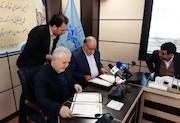 امضاي تفاهم نامه جشنواره ملی پویانمایی و برنامههای عروسکی تلویزیون