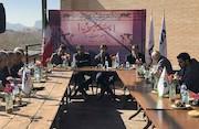 نشست خبری ویژه افتتاحیه پردیس سینمایی ساحل در اصفهان
