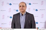 جعفر گودرزی در دوازدهمین جشن منتقدان و نویسندگان سینمایی ایران