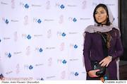 هدی زین العابدین در دوازدهمین جشن منتقدان و نویسندگان سینمایی ایران