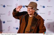 سیروس الوند در دوازدهمین جشن منتقدان و نویسندگان سینمایی ایران