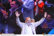 جمشید هاشم پور در دوازدهمین جشن منتقدان و نویسندگان سینمایی ایران