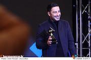 نوید محمدزاده در دوازدهمین جشن منتقدان و نویسندگان سینمایی ایران
