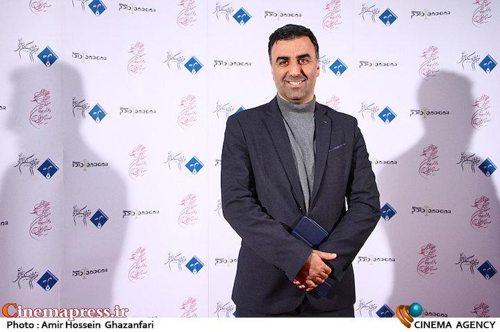 ابراهیم داروغه زاده در دوازدهمین جشن منتقدان و نویسندگان سینمایی ایران