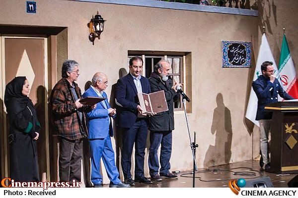 مراسم اختتامیه بیستویکمین جشنواره قصهگویی