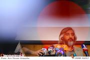 وحید جلیلی در دومین نشست خبری نهمین جشنواره مردمی فیلم عمار