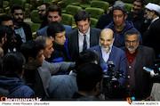 بازدید رئیس رسانه ملی از پشت صحنه سریال «نفوذ»