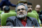 حضور جواد شمقدری در بازدید علی عسگری از پشت صحنه سریال «نفوذ»