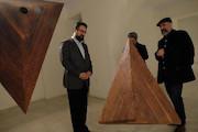 بازدید معاون هنری از هفته هنر «تیرآرت» و نمایشگاه «فرصت»