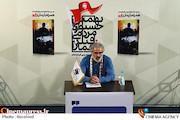 اکبر نبوی، در ششمین روز نهمین جشنواره عمار
