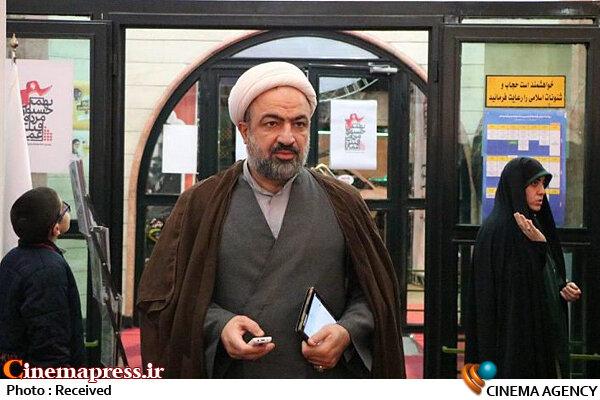 حمید رسایی در نهمین جشنواره فیلم عمار