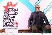 نادر طالب زاده در مراسم اختتامیه نهمین جشنواره مردمی فیلم عمار