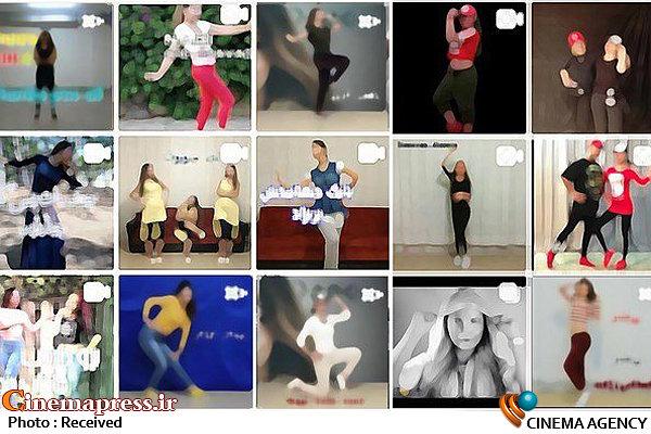 صفحات با محتوای رقص در اینستاگرام