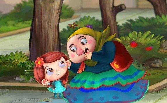 انیمیشن «حسنا کوچولو۲»