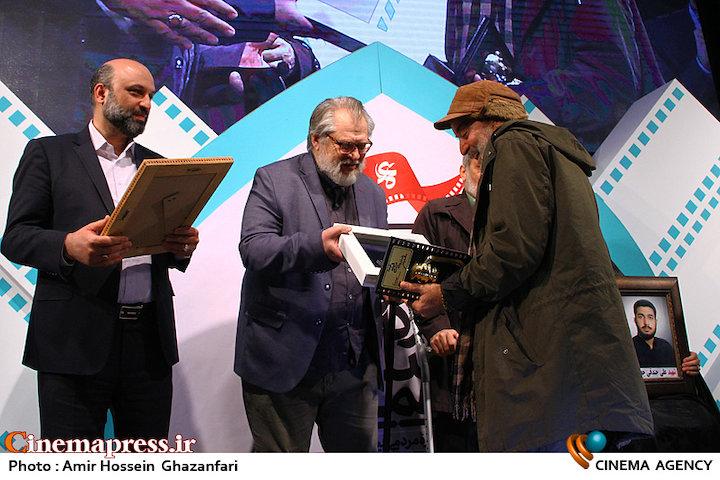 عکس/ مراسم اختتامیه نهمین جشنواره مردمی فیلم عمار