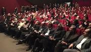 آیین اختتامیه نخستین جشنواره تئاتر اکبر رادی