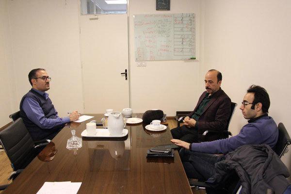 نشستی بین رییس جهاد دانشگاهی هنر و ییس هیات مدیره انجمن کارگردانان سینمای مستند