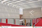 «چارسو» کاخ هنرمندان جشنواره فجر