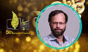 دبیر کمیسیون تخصصی مستند پنجمین دوره جشنواره تلویزیونی جام جم/ سلیم غفوری