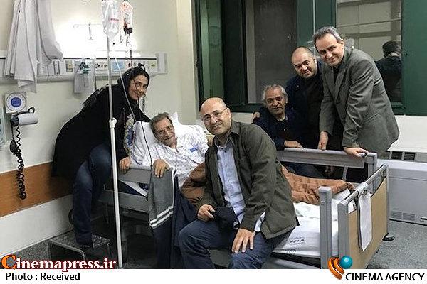 تسلیت مدیرکل هنرهای نمایشی برای درگذشت حسین محباهری