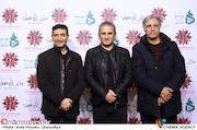 فیتیلیه ها در مراسم اکران مردمی اولین قسمت سریال هشتگ خاله سوسکه