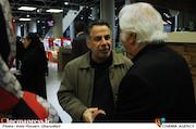 محمدحسین فرحبخش در مراسم اکران مردمی اولین قسمت سریال هشتگ خاله سوسکه