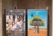 """اکران فیلم """"سه رخ """" در آرژانتین"""