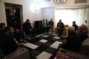 قدردانی خانواده شهیدان مدافع حرم از کارگردان مستند «عابدان کهنز»