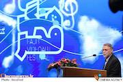 مرتضی میرباقری در نخستین جشنواره ملی نماهنگ فجر