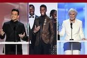 برندگان جوایز بیست و پنجمین دوره جوایز سالانه انجمن بازیگران