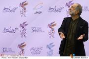 آتیلا پسیانی در افتتاحیه سیوهفتمین جشنواره فیلم فجر
