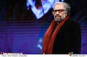 مسعود کیمیایی در افتتاحیه سیوهفتمین جشنواره فیلم فجر