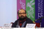 علیرضا علویان در نشست خبری انیمیشن «آخرین داستان»
