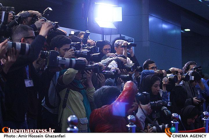 اولین روز سی و هفتمین جشنواره فیلم فجر