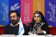 نشست خبری فیلم سینمایی «سمفونی نهم»؛ زینب تقوایی