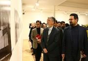افتتاح نمایشگاه عکس روزهای انقلاب